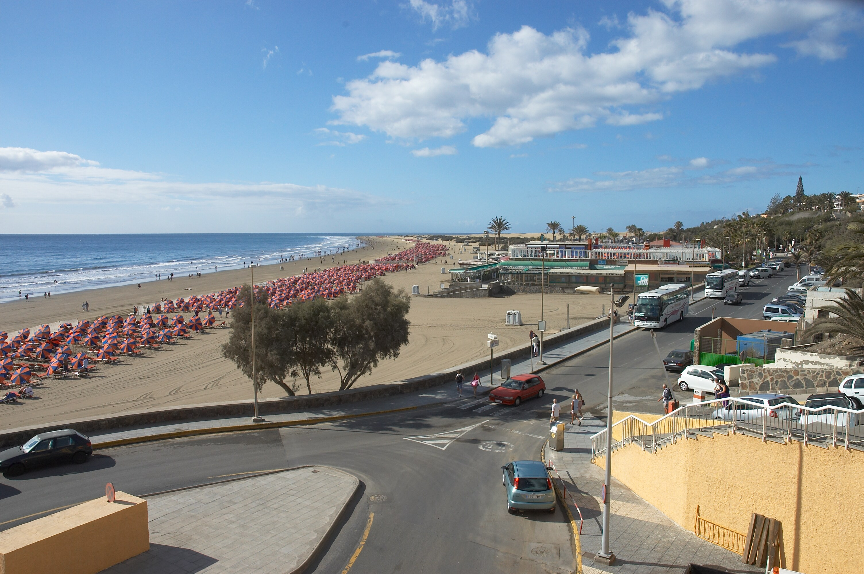 Playa Del Ingles Rey Carlos Vs Suite Hotel