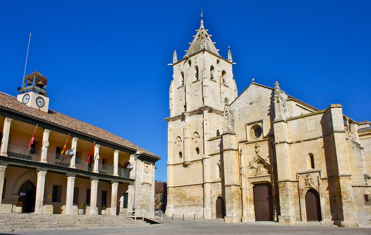Iglesia de la magdalena torrelaguna wikipedia la for Villas la magdalena 4