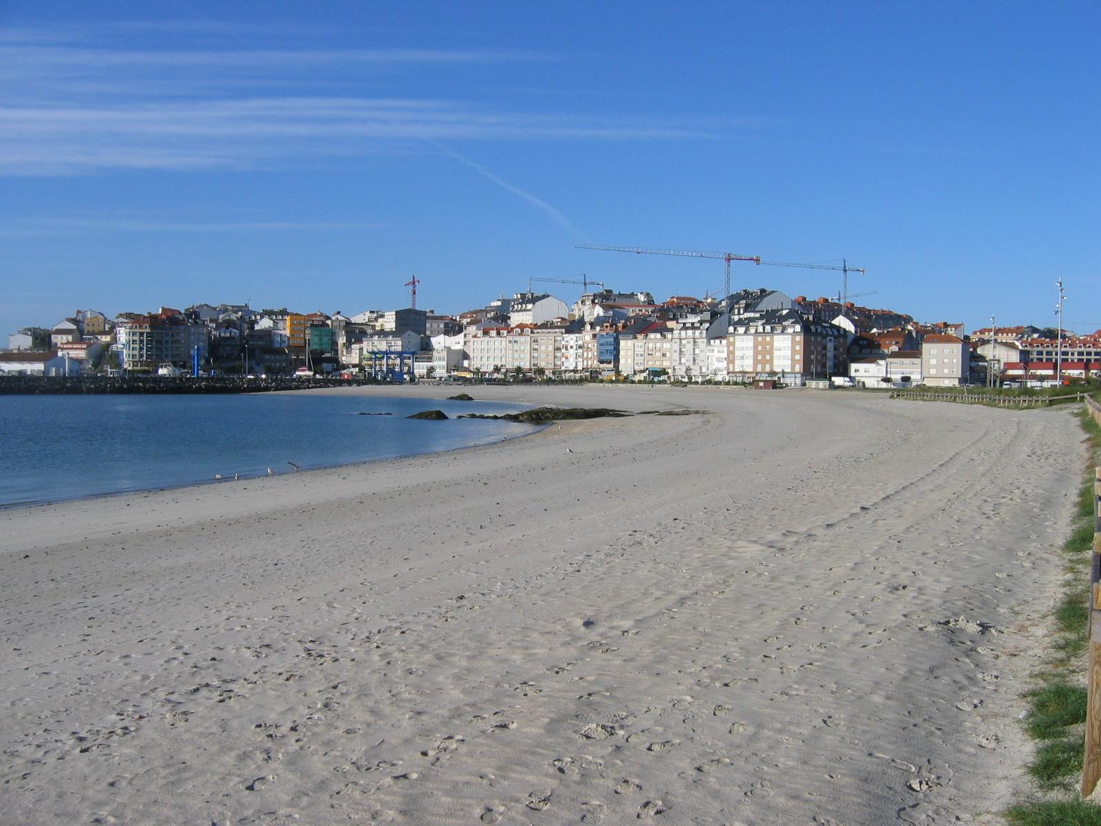 Playa de Baltar (Portonovo) - Wikiwand