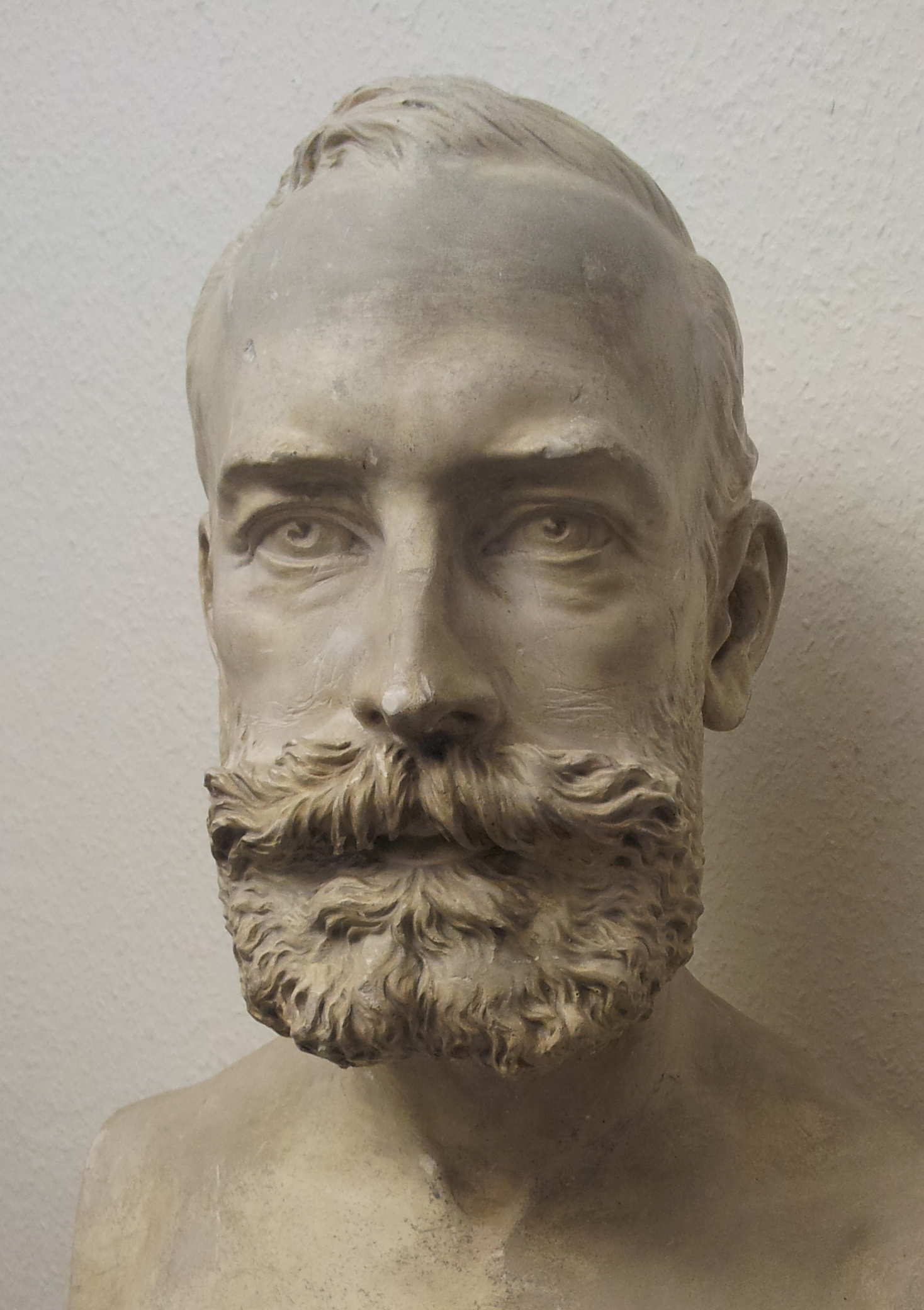 Bust of Hans Hübner