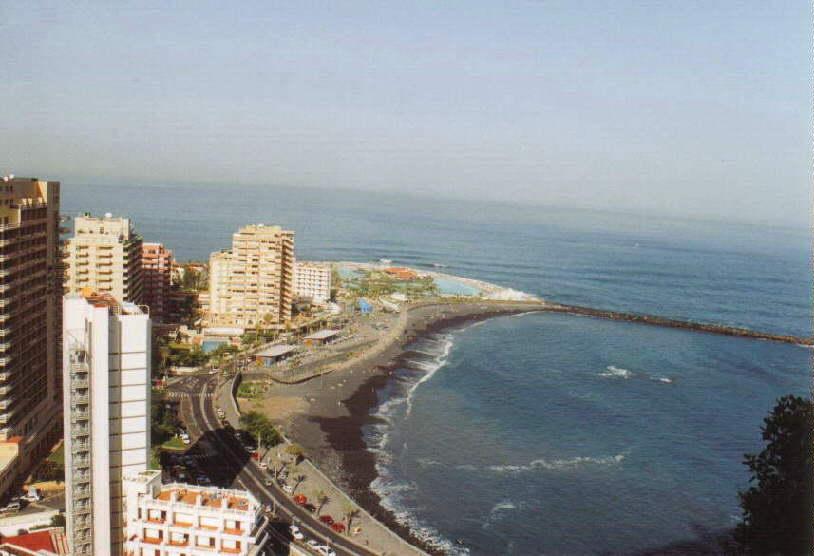 Playa de las americas v puerto de la cruz puerto de la cruz message board tripadvisor - Playa puerto de la cruz tenerife ...