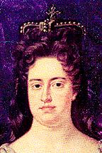 England and Scotland were united as Great Britain under Queen Anne.