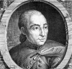 Nicolas-Edme Rétif French writer