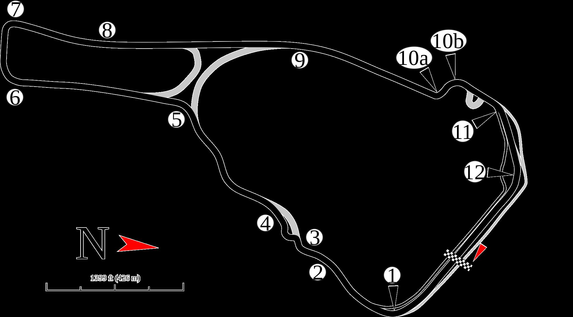 Resultado de imagen de atlanta circuit