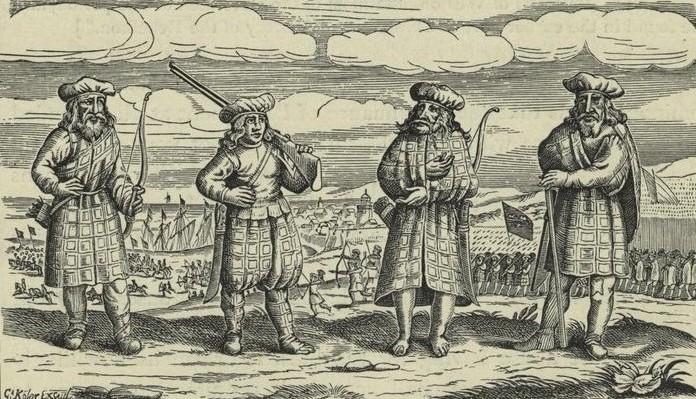 Scottish mercenaries in the Thirty Years War