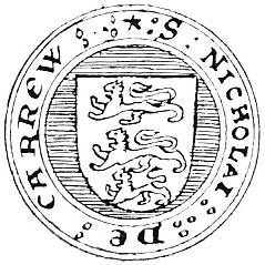 File:Seal NicholasCarew BaronsLetter 1301.png