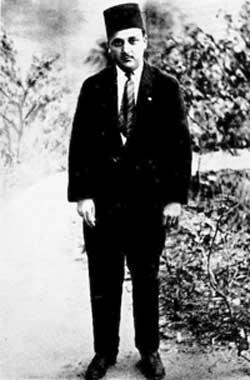 Shoghi Effendi (1897-1957)