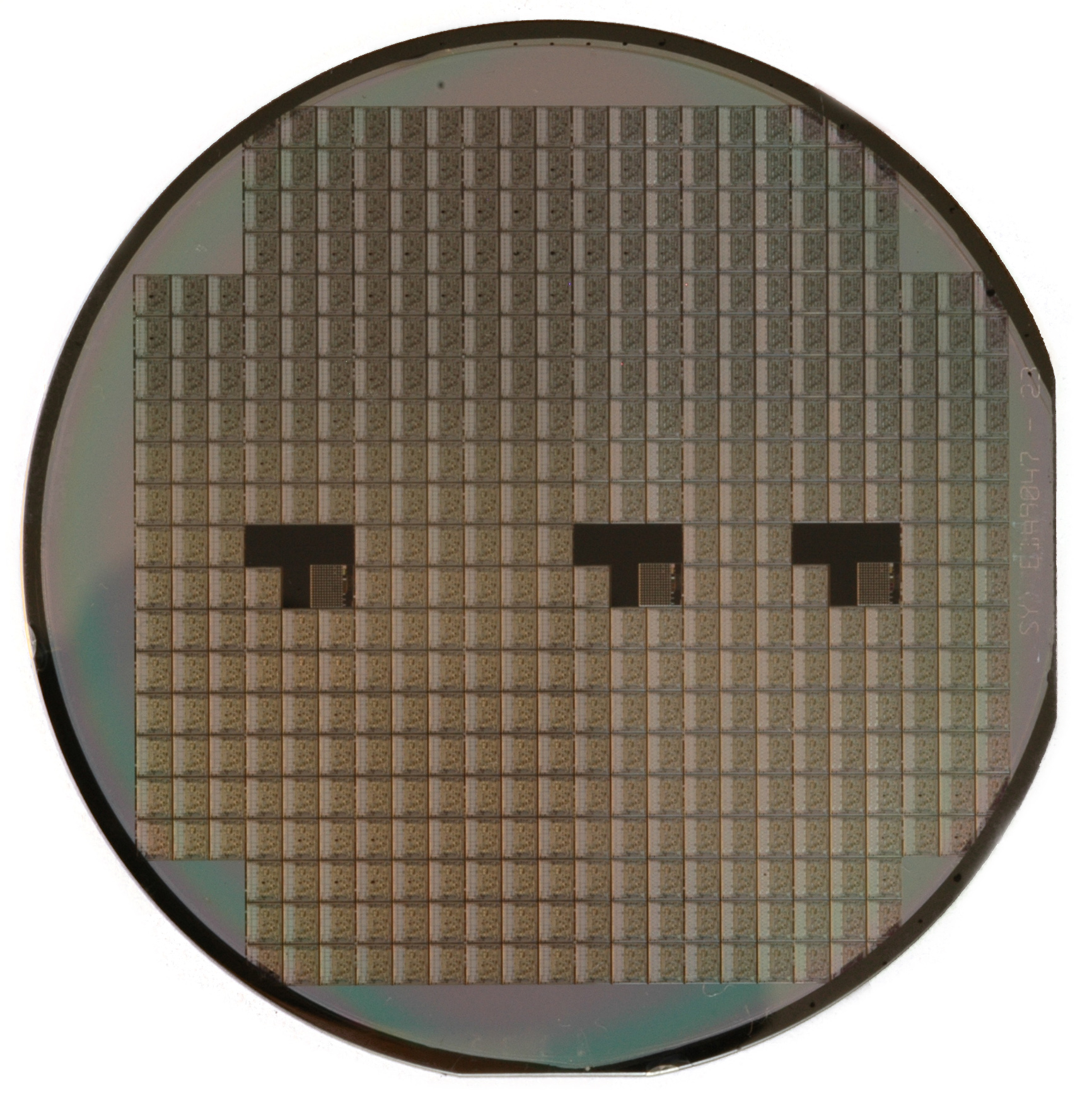 Filesilicon Wafer Wikimedia Commons The History Of Integrated Circuits And Microchips Thumbnail For Version As 1657 7 April 2010