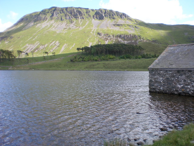 Small lake at Cregennen. - geograph.org.uk - 448028