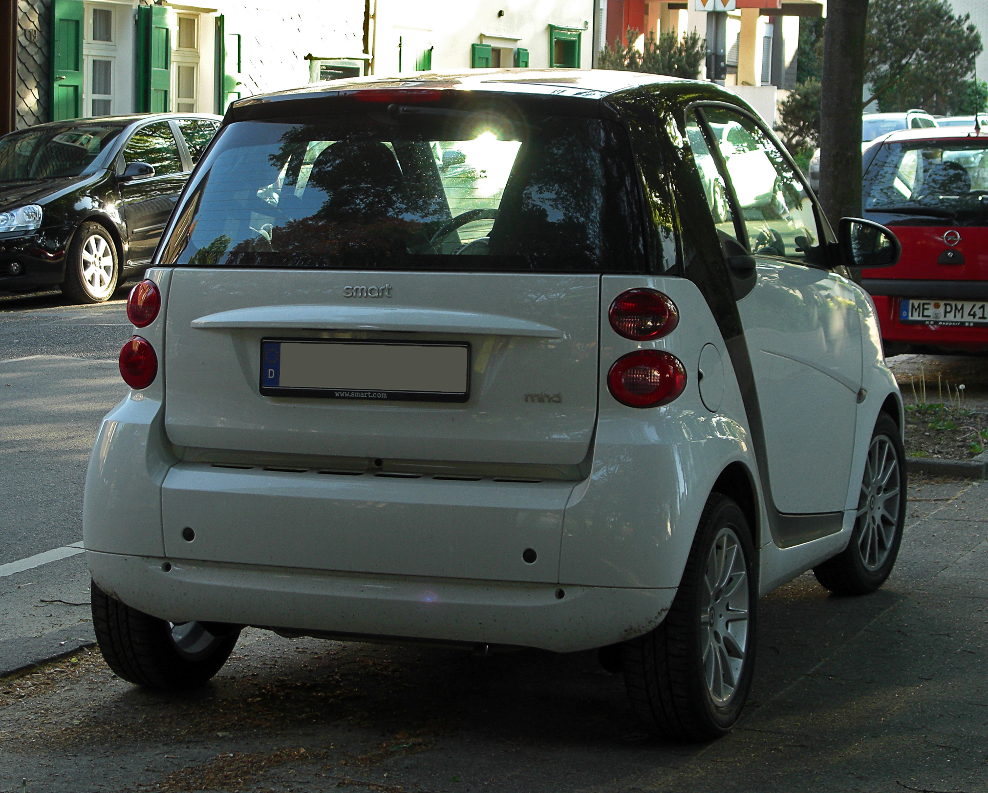 file smart fortwo coup 1 0 mhd passion w 451 facelift. Black Bedroom Furniture Sets. Home Design Ideas