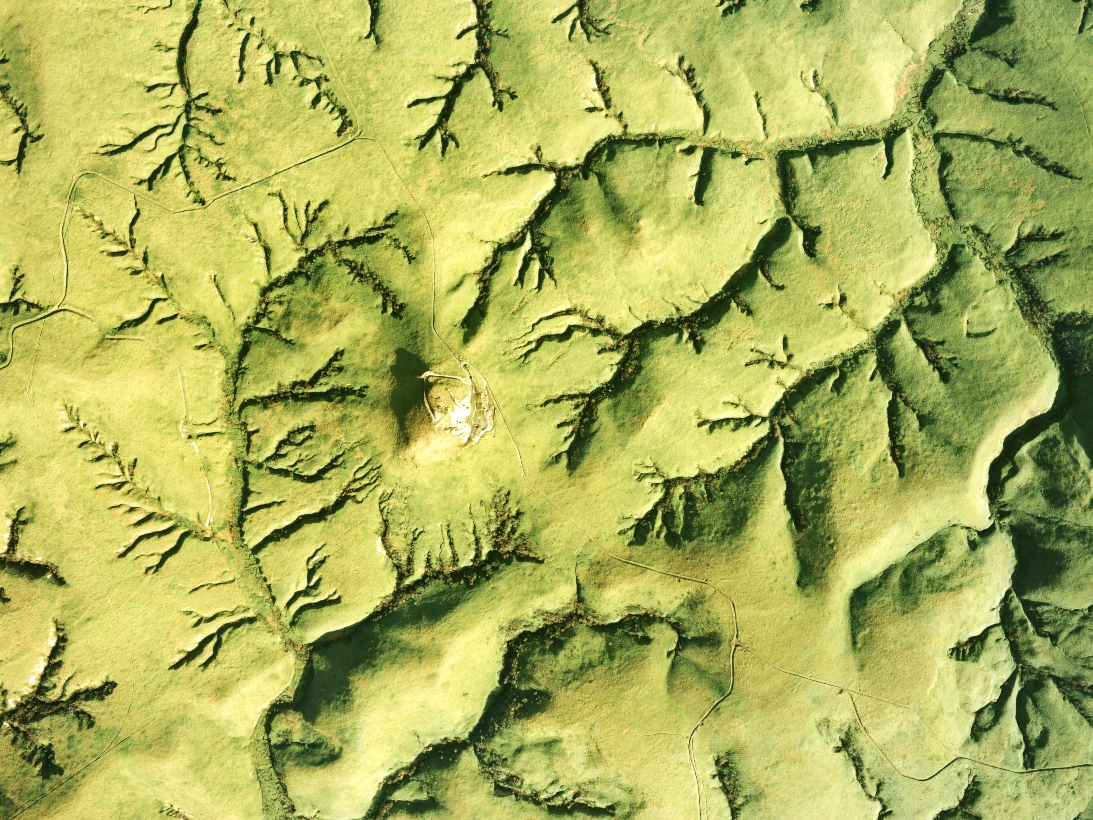 氷河地形 - Glacial landform