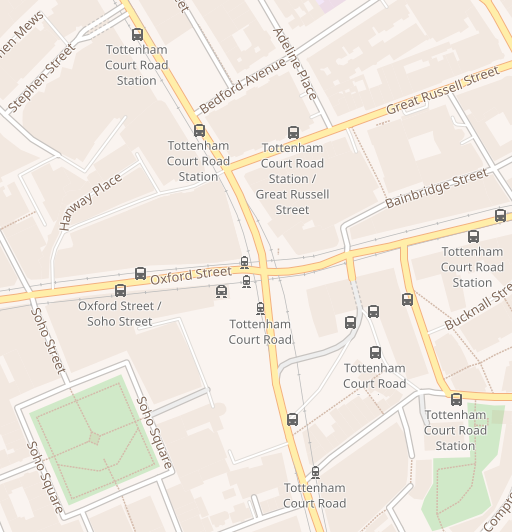 Map Bond Street London.St Giles Circus Wikiwand
