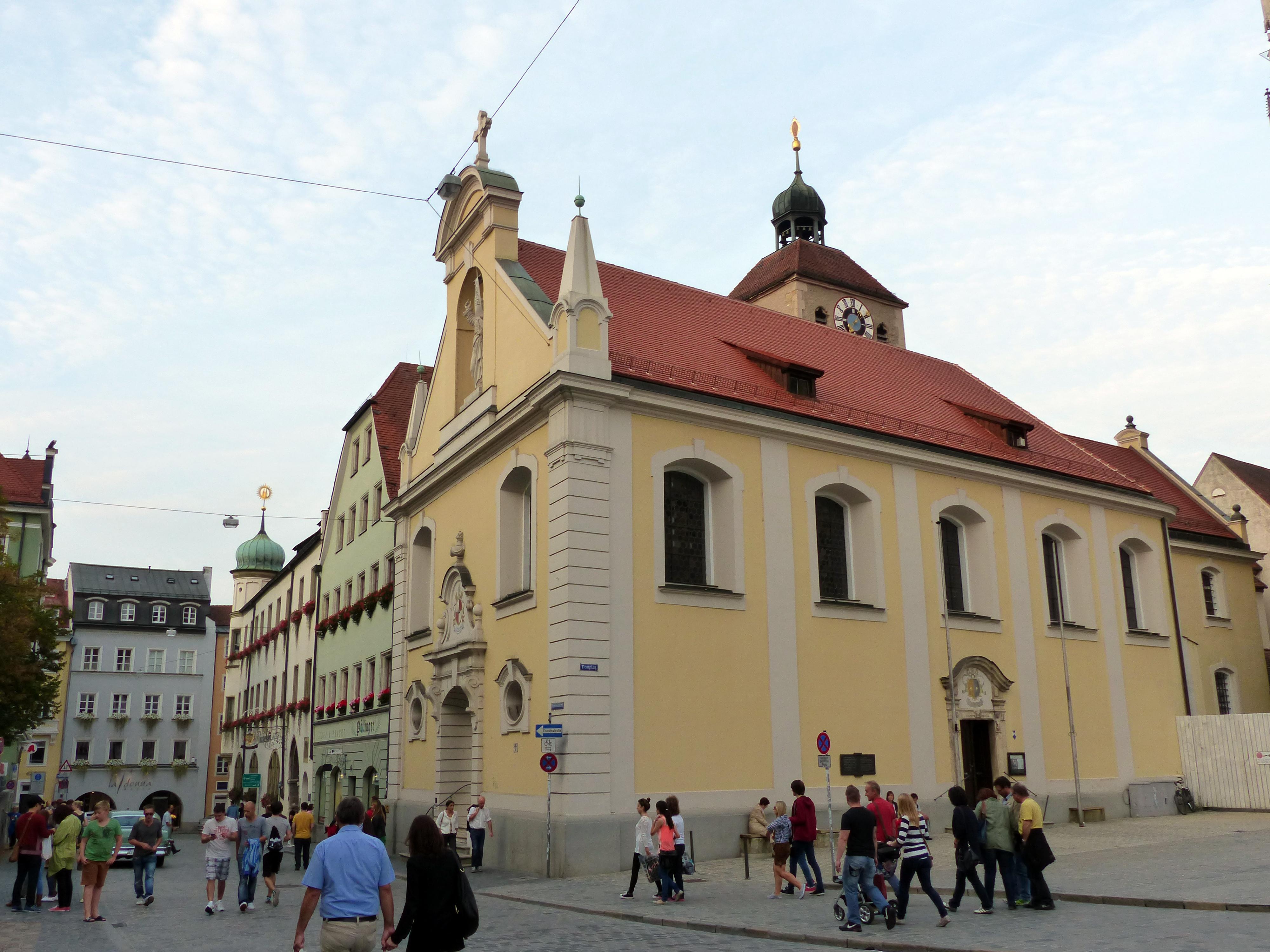 St Johannes Regensburg