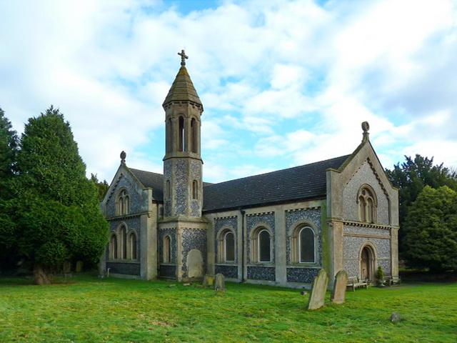 St Thomas, West Hyde
