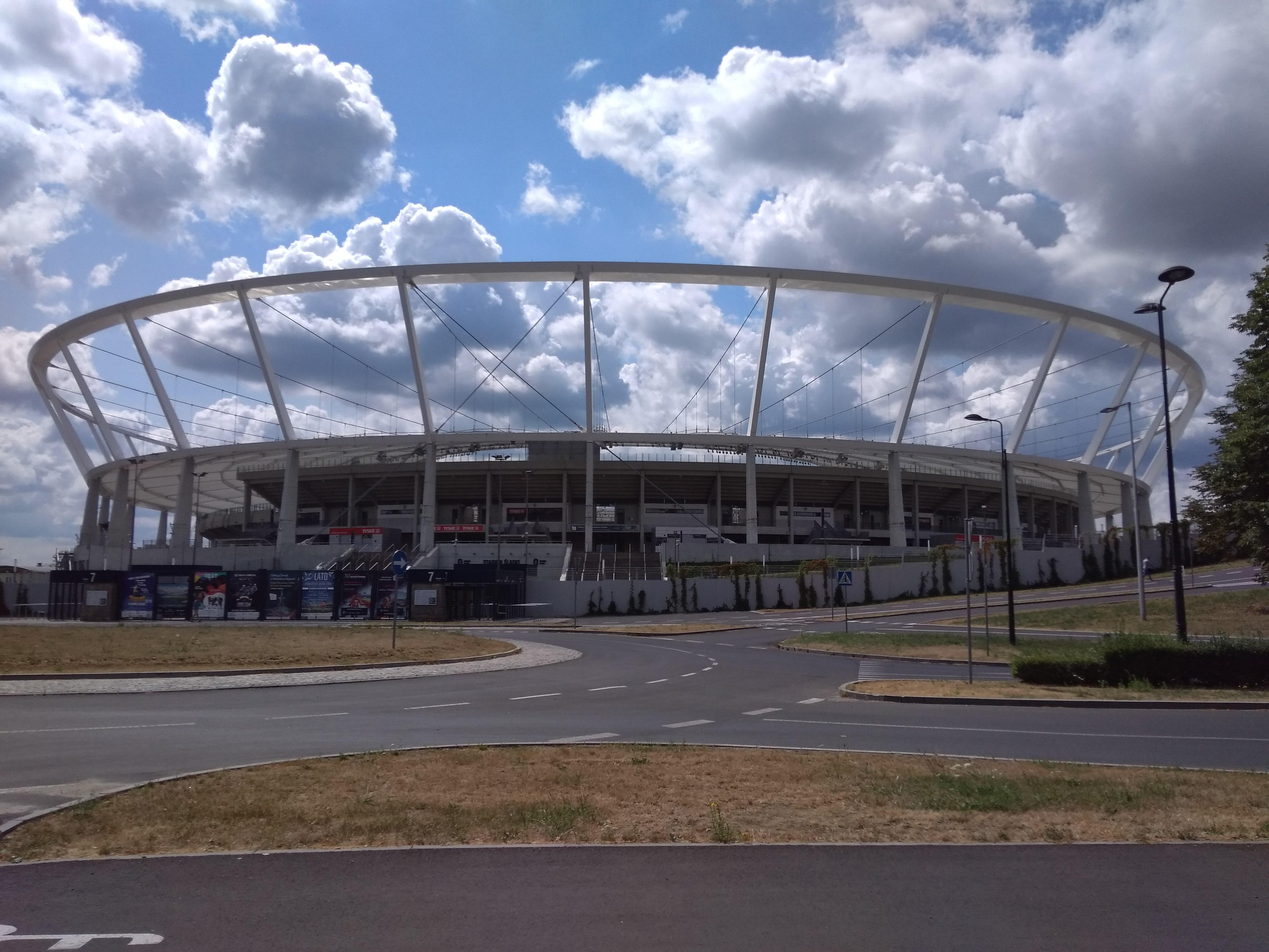 Stadion śląski Wikipedia Wolna Encyklopedia