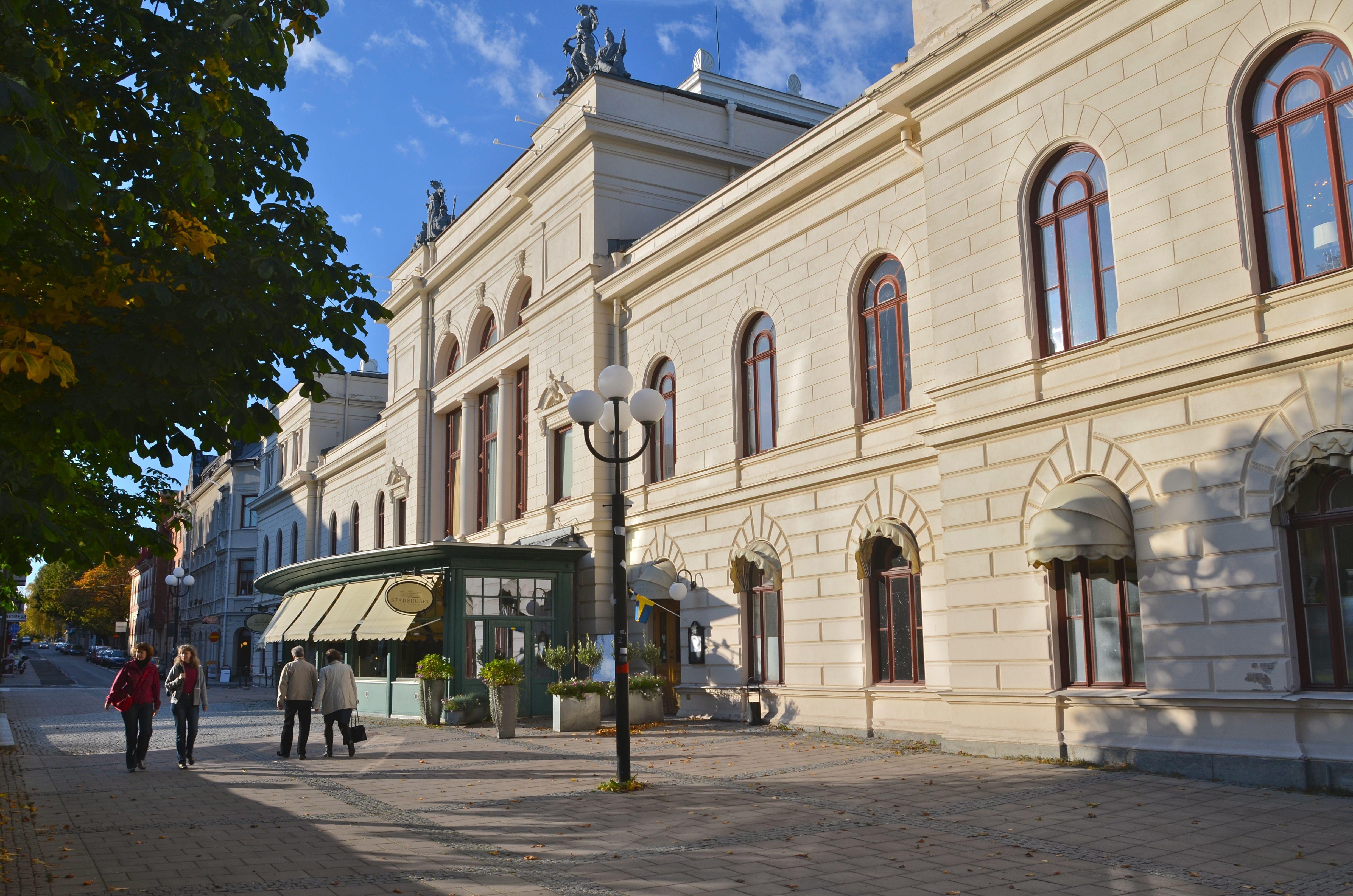 Sundsvalls Stadshus Wikiwand