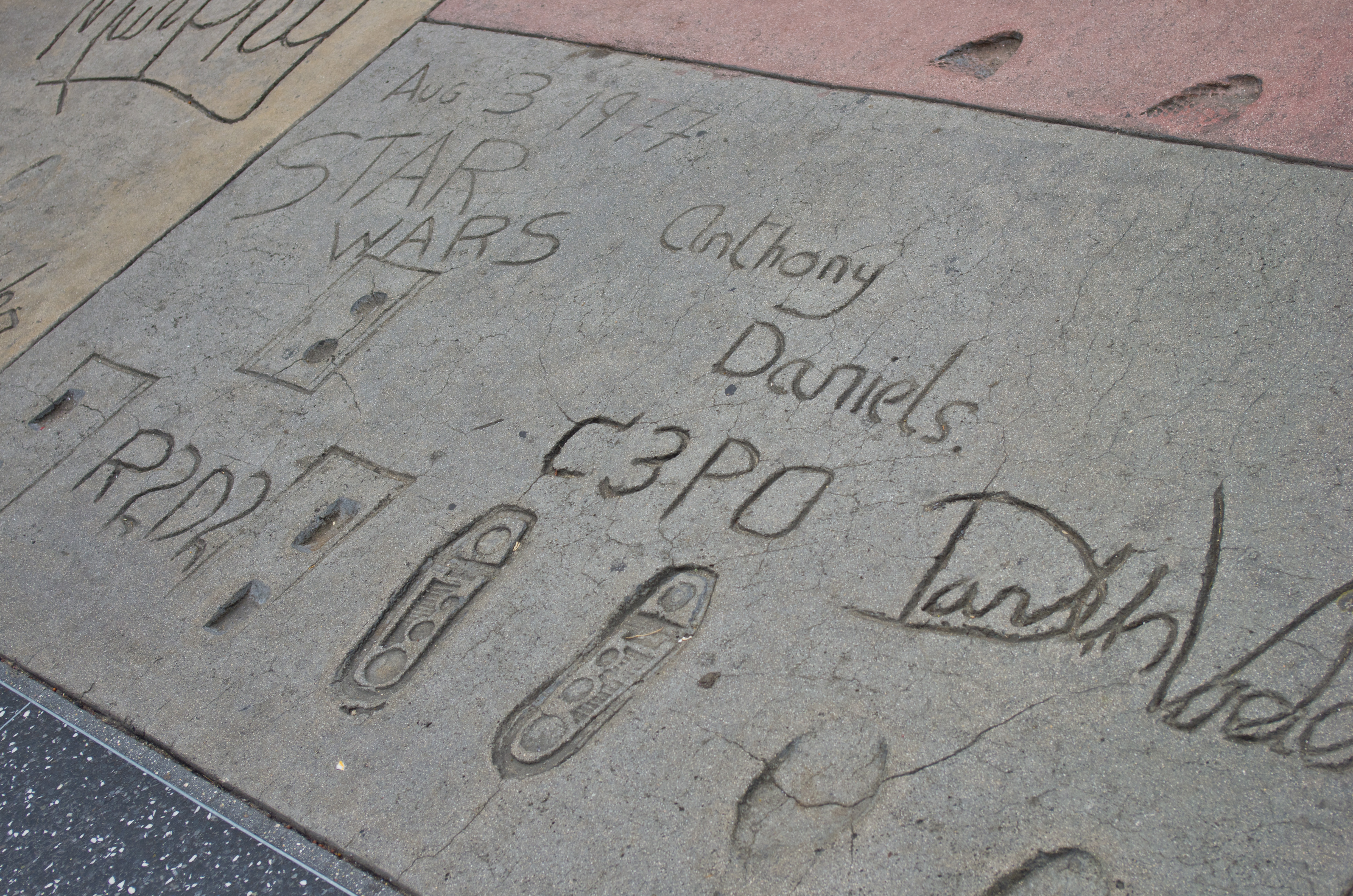 Tcl Chinese Theatres Guided Tour