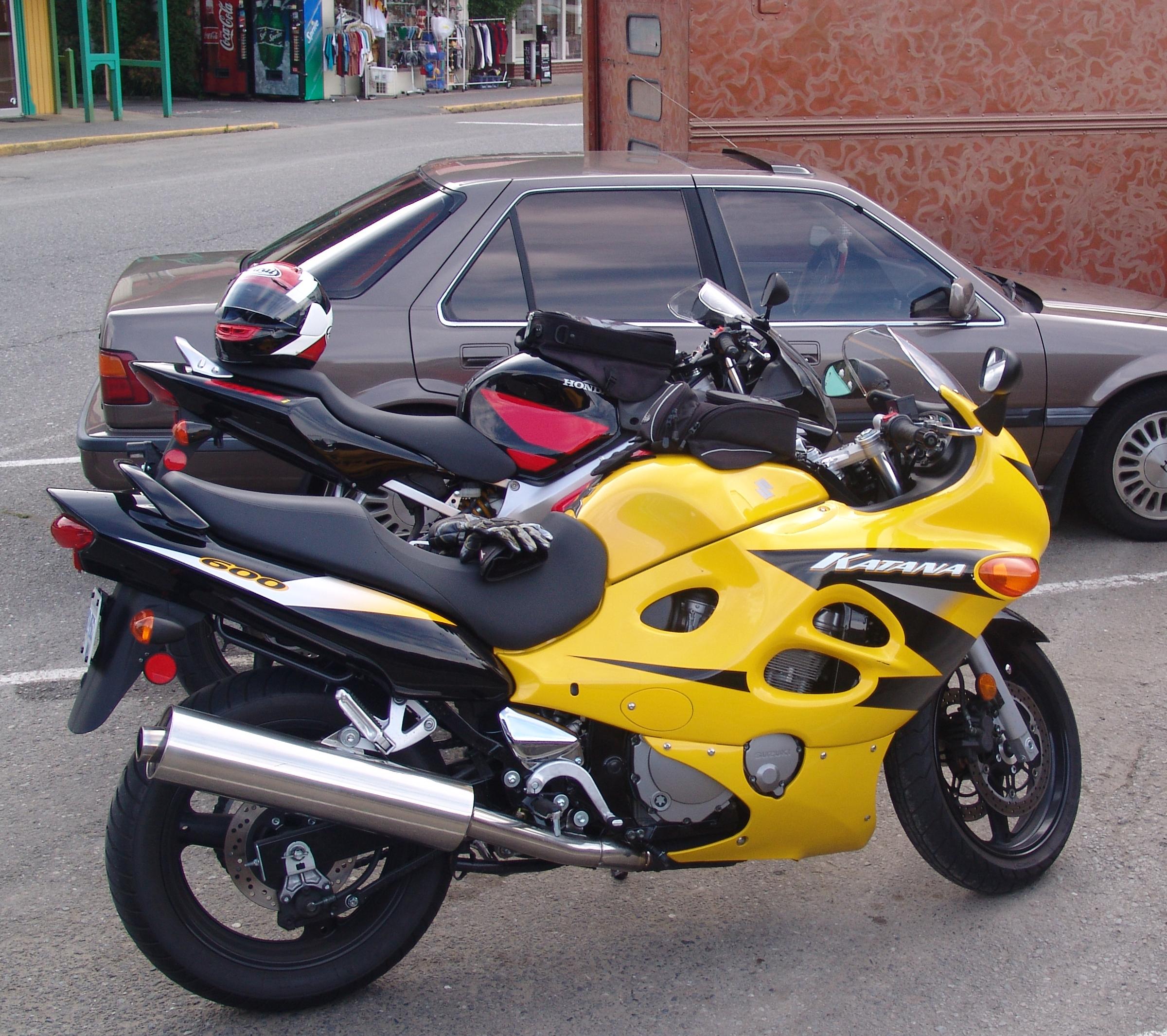 Suzuki Katana Body For Sale Unpainted