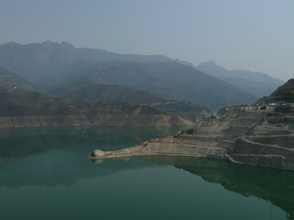 List of Dams in India with River and State