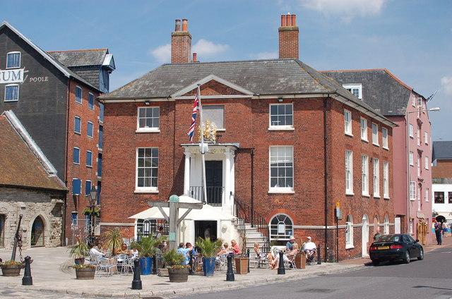 Custom House, Poole