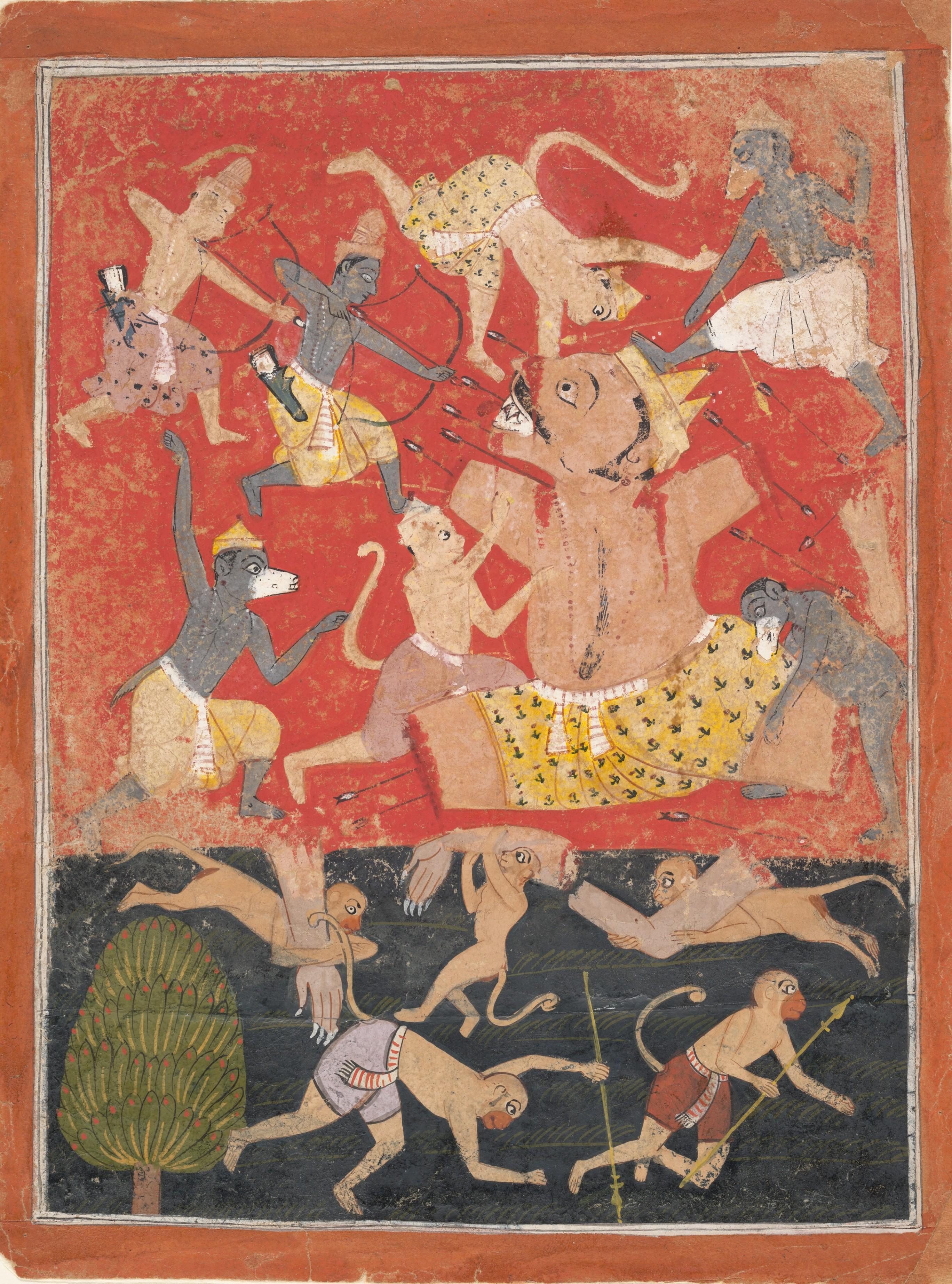 Image result for demon battle