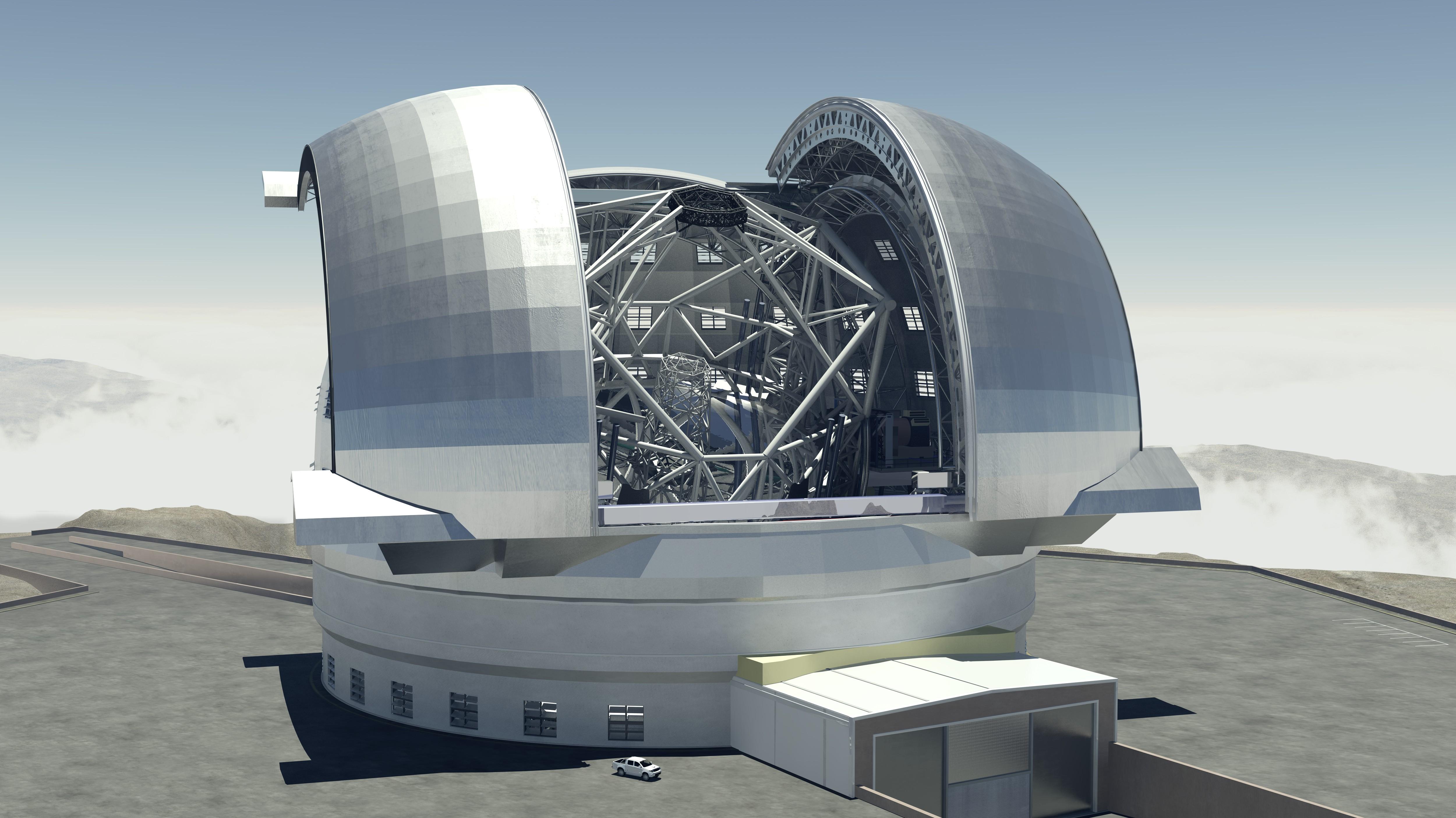 Extremely Large Telescope - Wikipedia