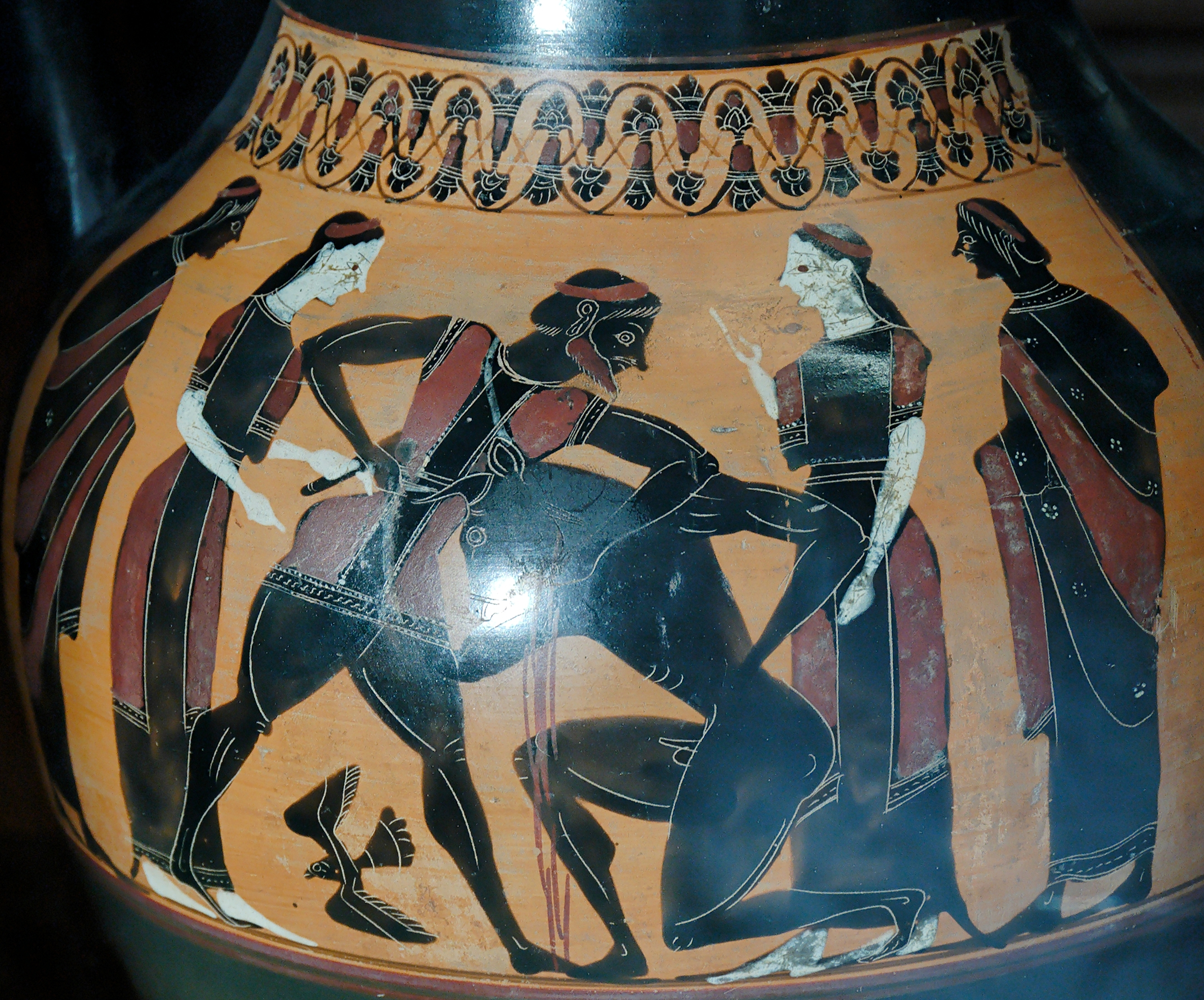 Zeus, Europa, Minos ve Minotor | wikikultur.com
