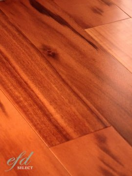 English: Tigerwood flooring from Brazil, offer...