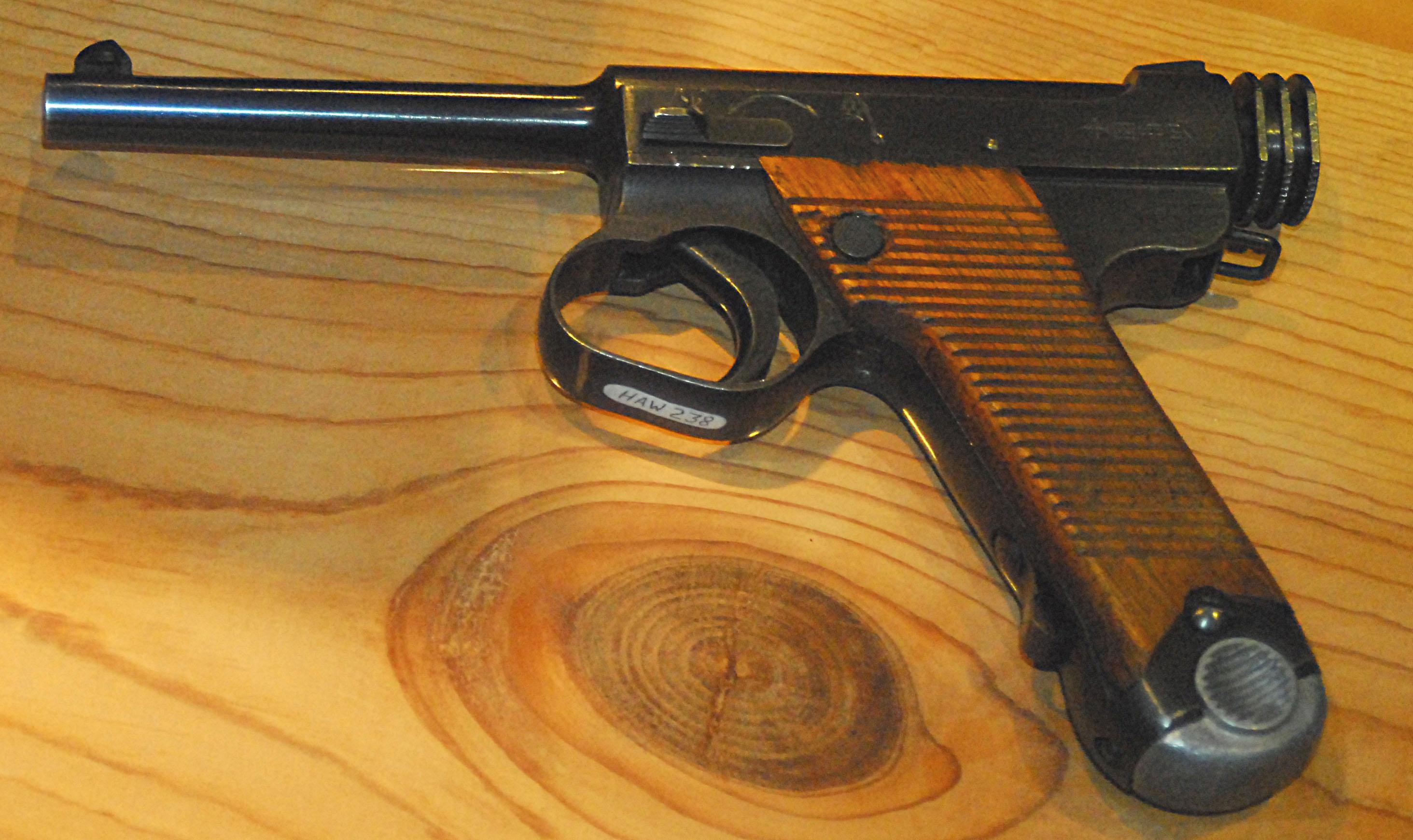 Dating nambu pistols