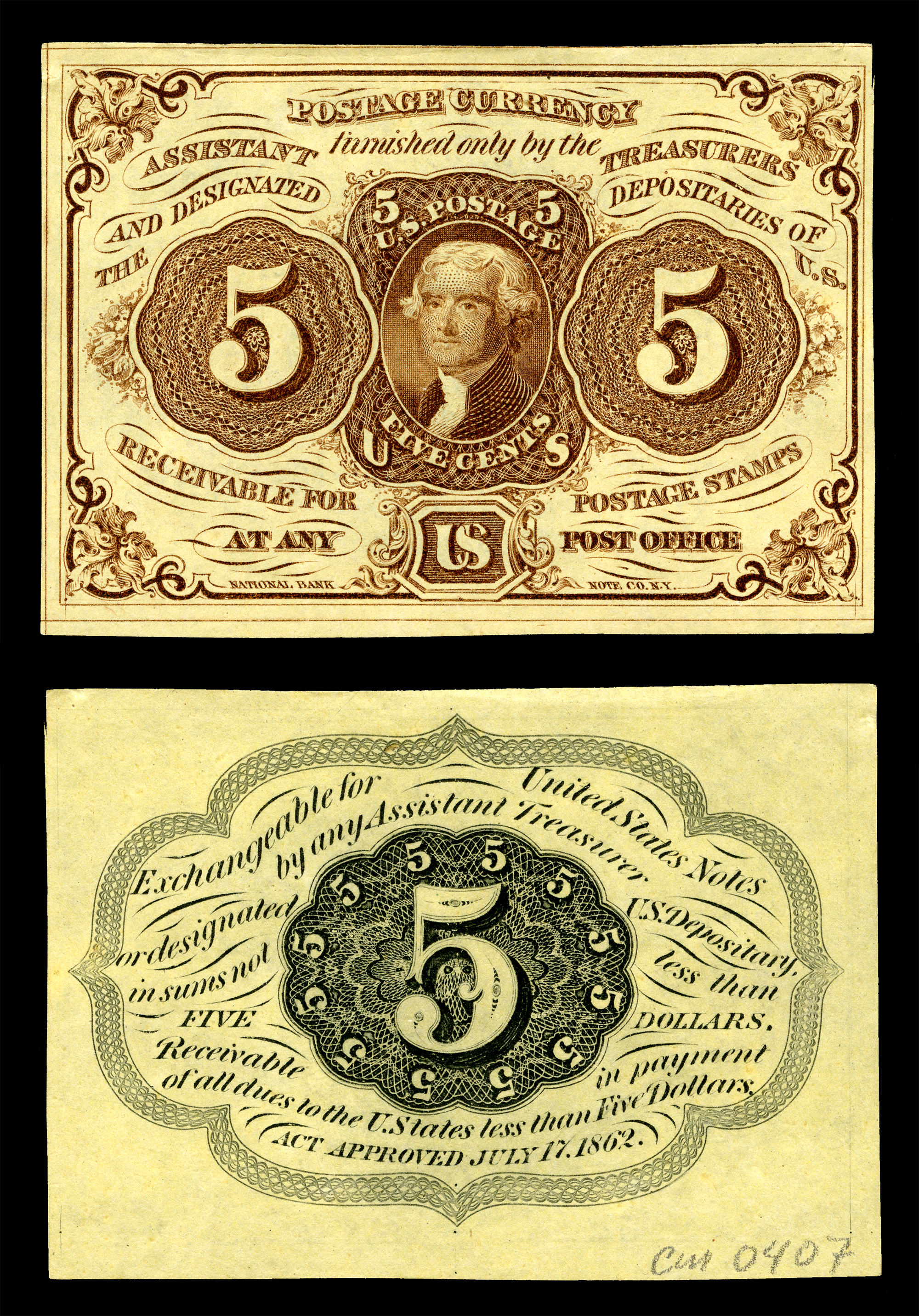 File:US-Fractional (1st Issue)-$0.05-Fr.1231.