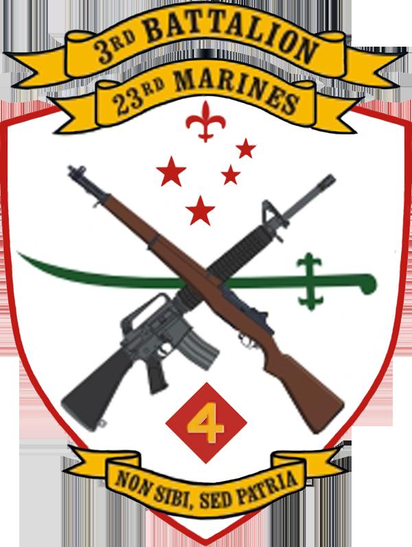 3rd Battalion 23rd Marines