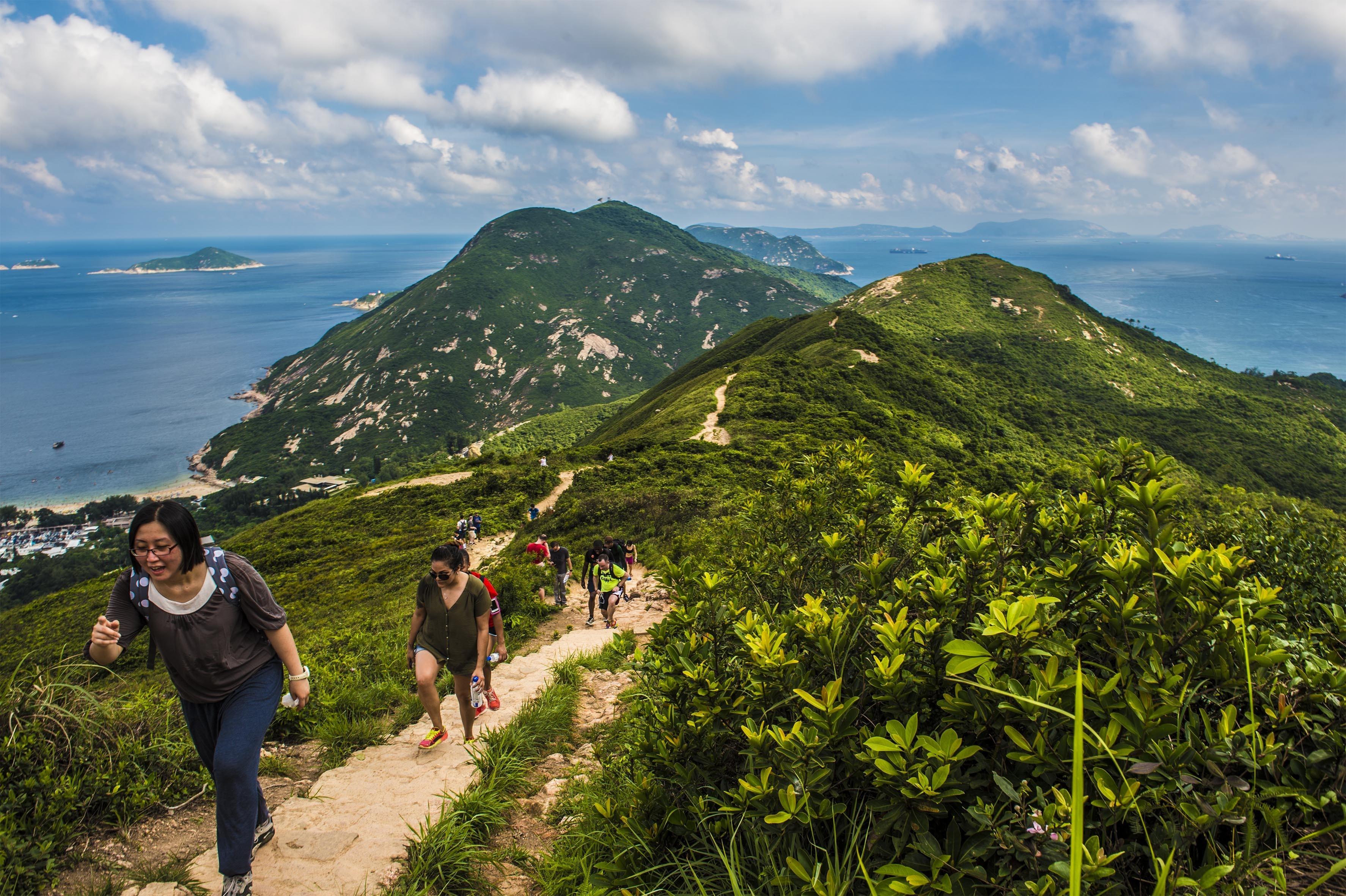 Hiking Trails Hong Kong Island