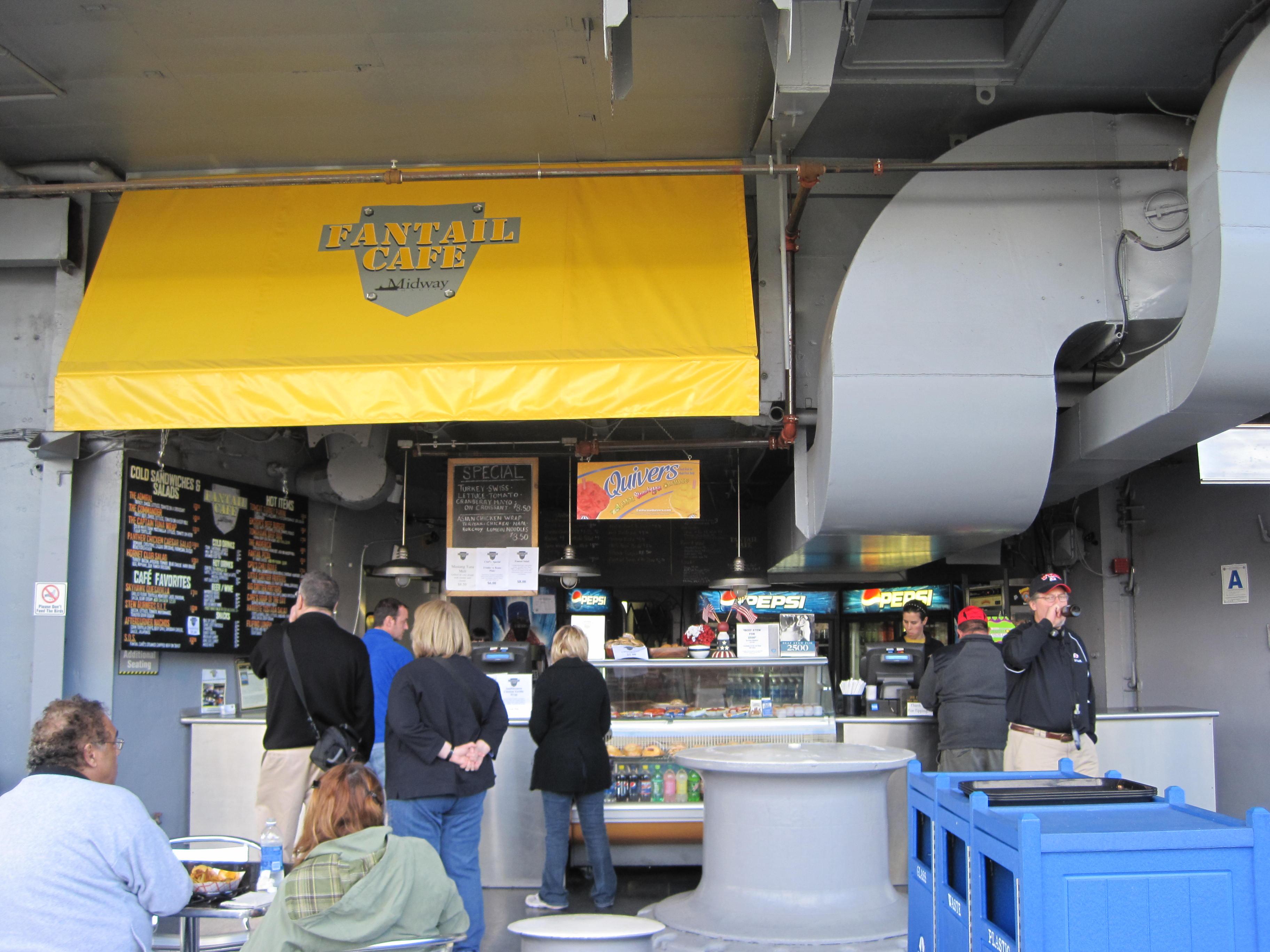The Deck Cafe Restaurant Bar