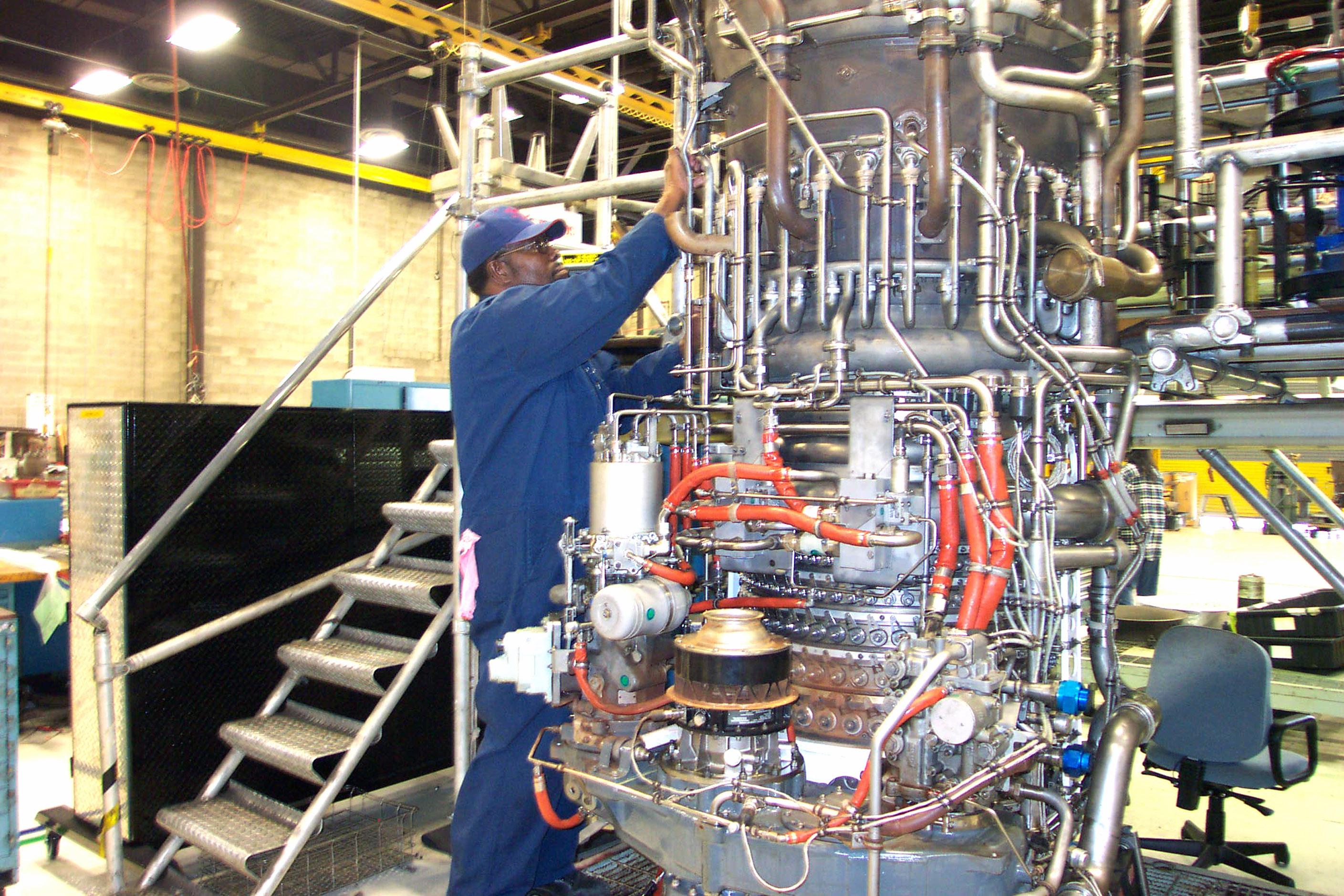 File US Navy N 0000X 001 Aircraft engine mechanic Jesse