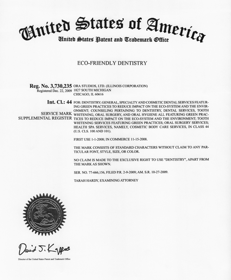 File:US Patent and Trademark Image for Eco-friendly dentistry.jpeg ...