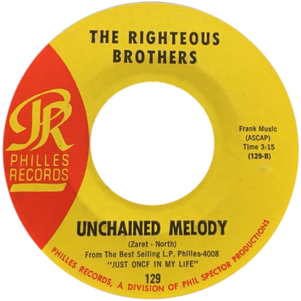 Unchained Melody, The righteous brothers