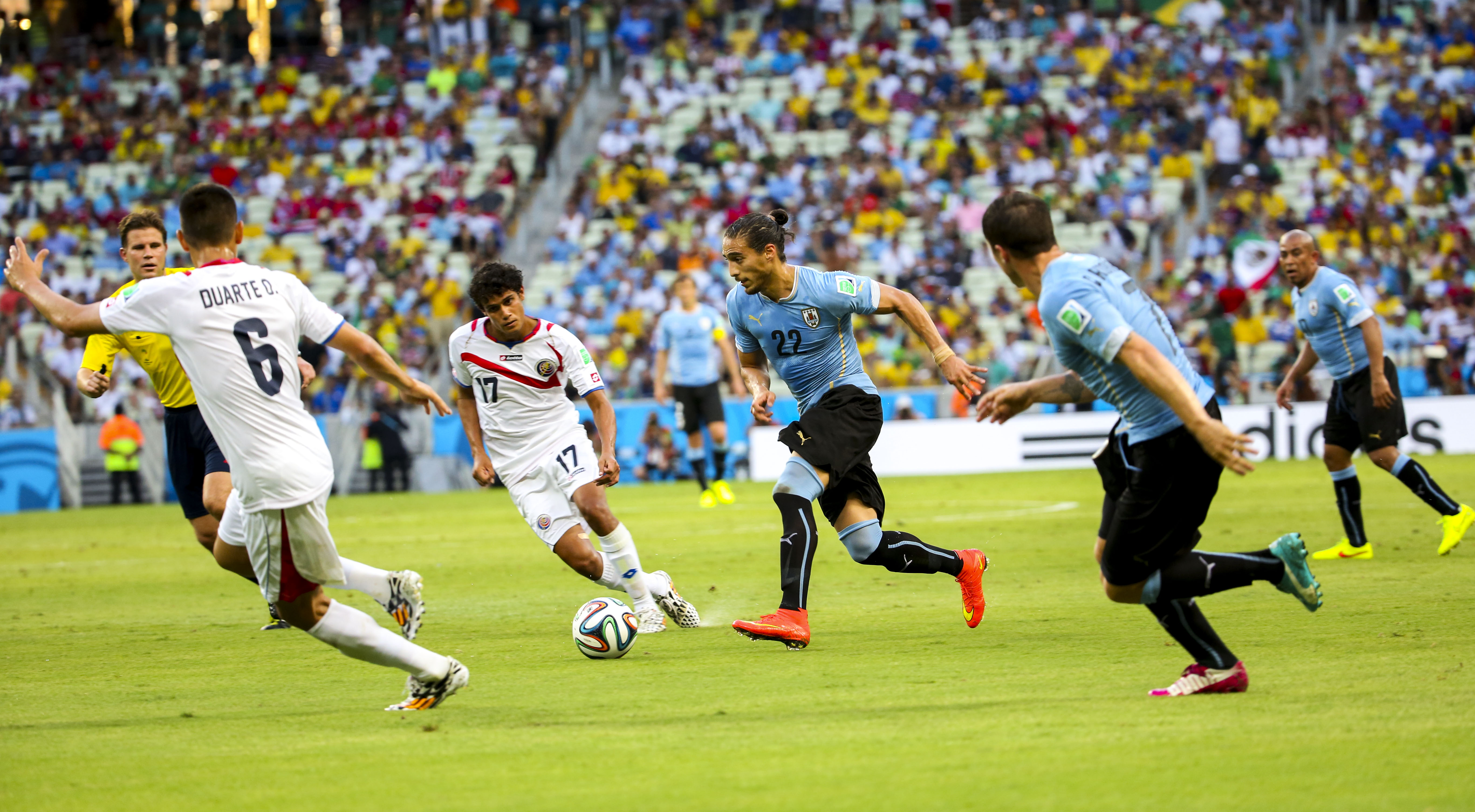 file uruguay costa rica fifa world cup 2014 17 jpg. Black Bedroom Furniture Sets. Home Design Ideas