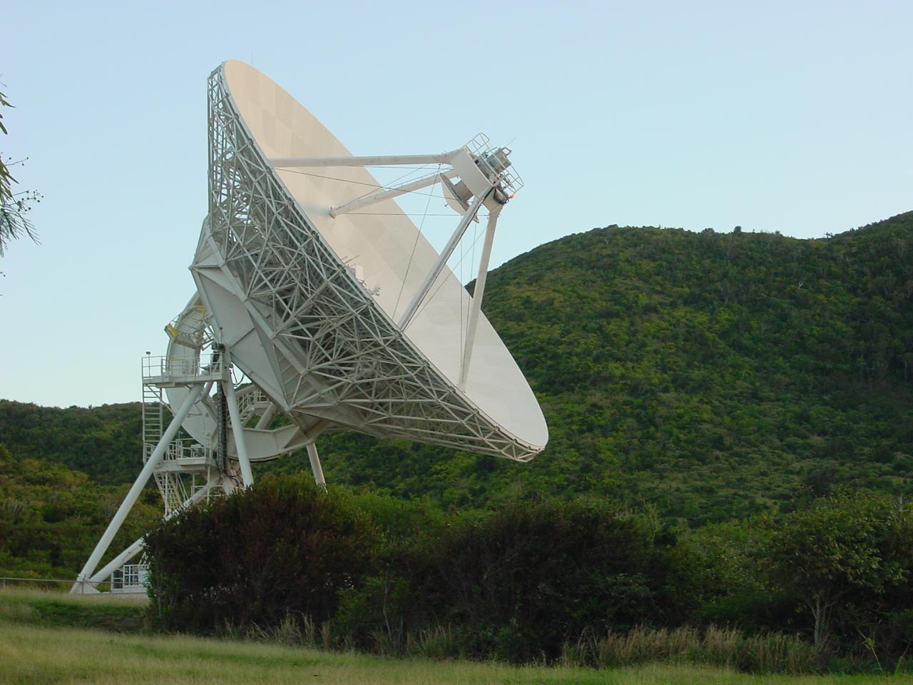 Антенна VLBA