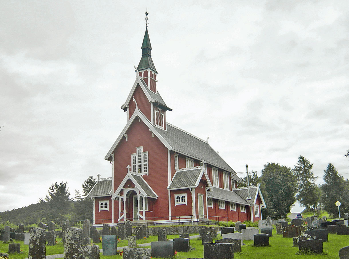 Molde Norway Church