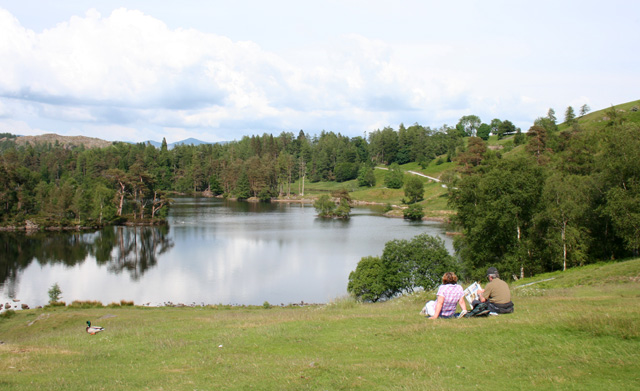 View of Tarn Hows - geograph.org.uk - 839025