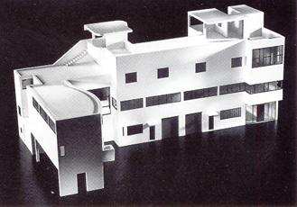 villa la roche. Black Bedroom Furniture Sets. Home Design Ideas