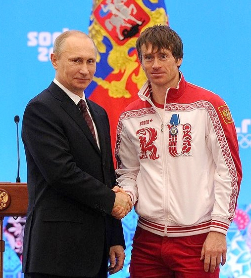 Vladimir Putin and Maksim Vylegzhanin 24 February 2014.jpeg