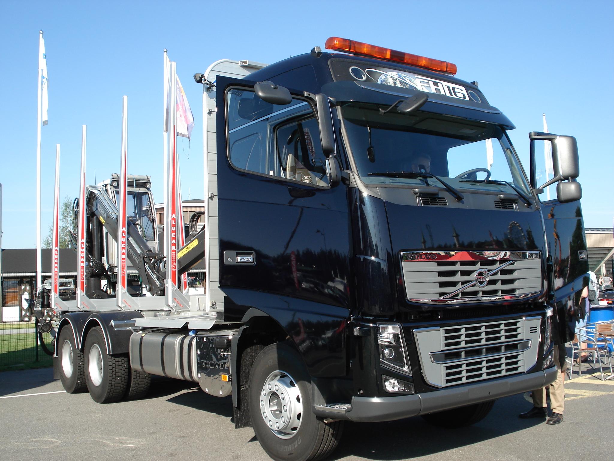 Photo Camion Volvo Decore Prost