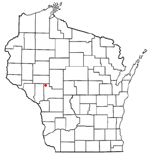 Garfield, Jackson County, Wisconsin Town in Wisconsin, United States