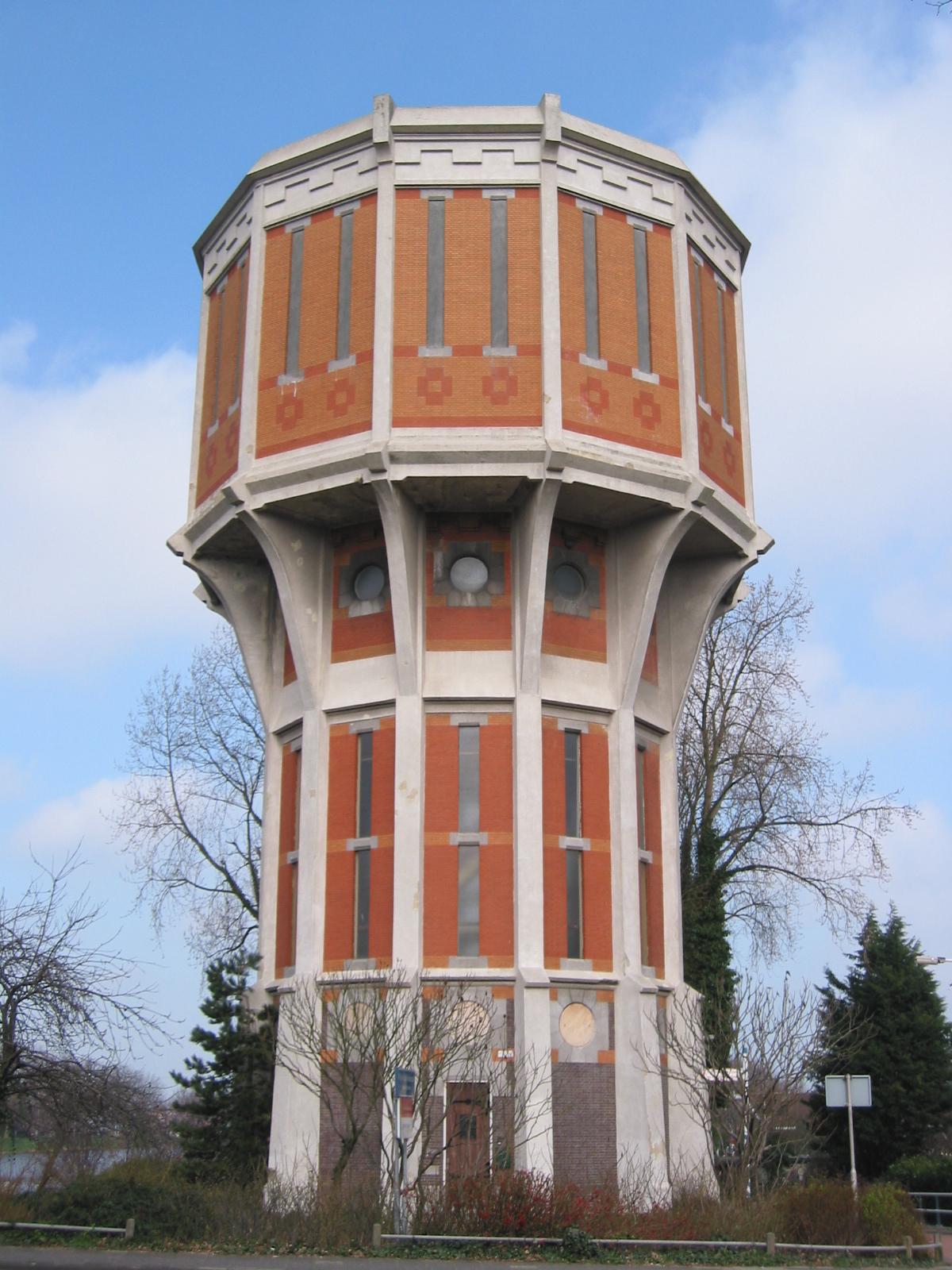 Watertoren (Leiden) - Wikipedia