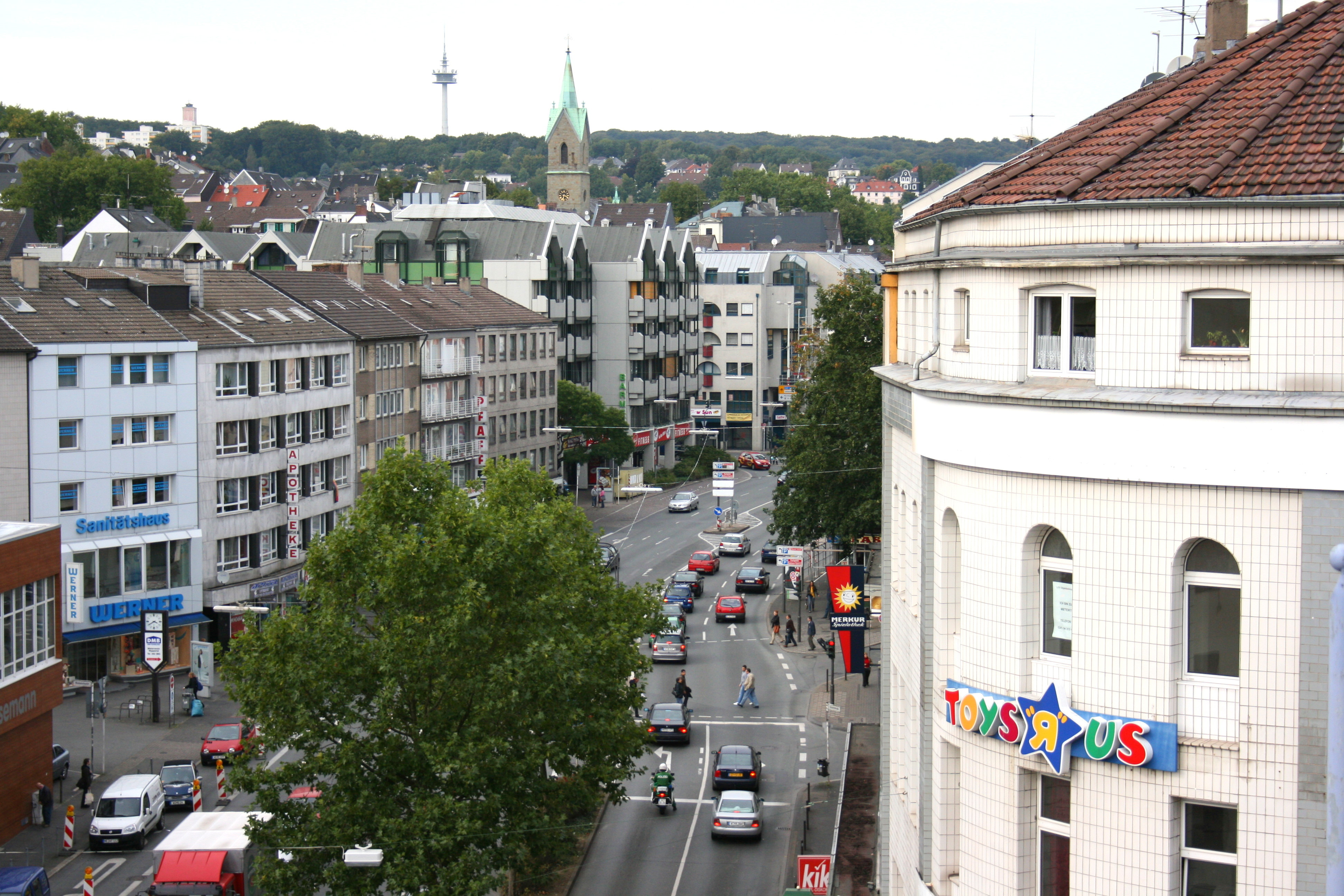 Wuppertal Gathe