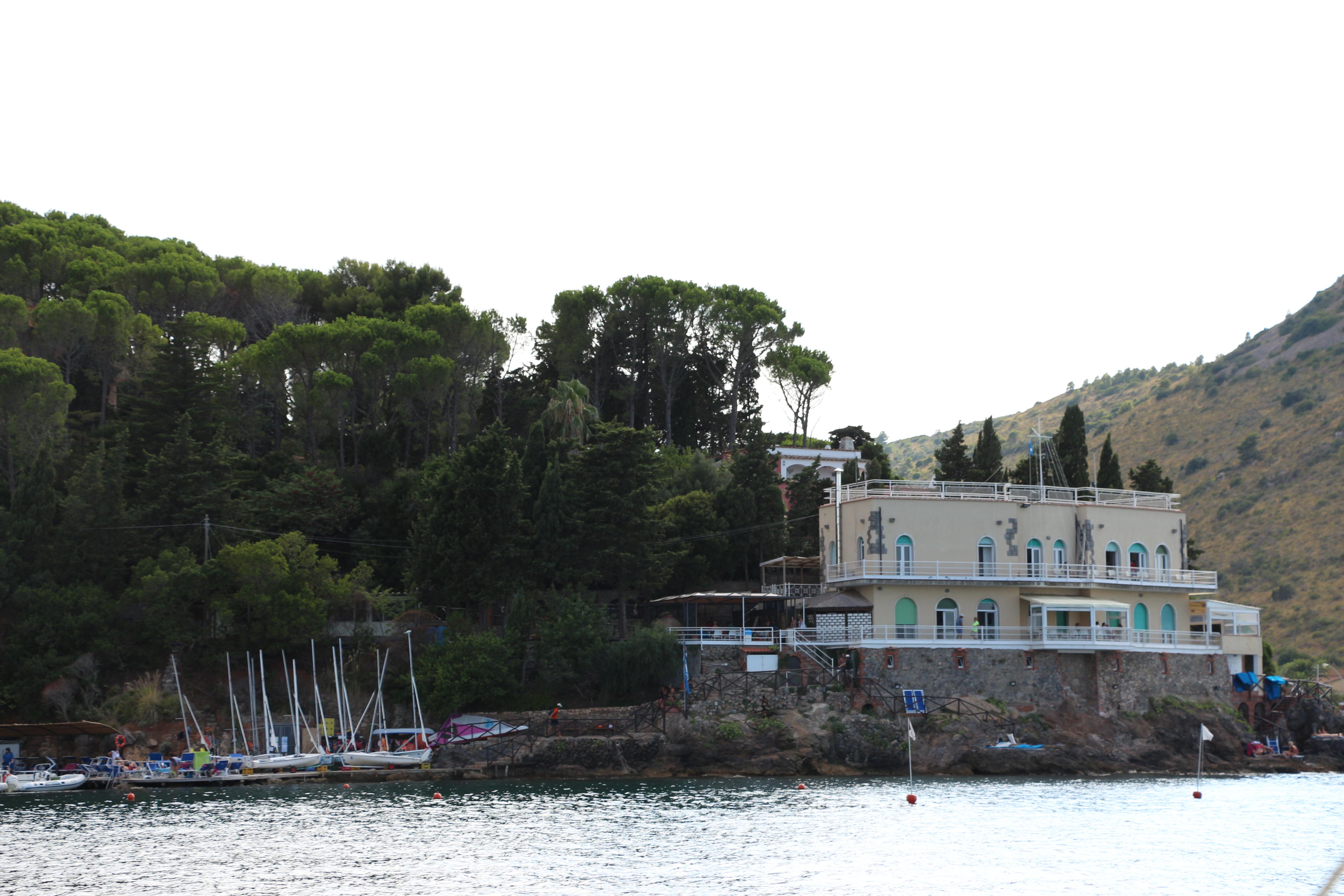 Villa Cortesini loc. Pozzarello di Porto Santo Stefano