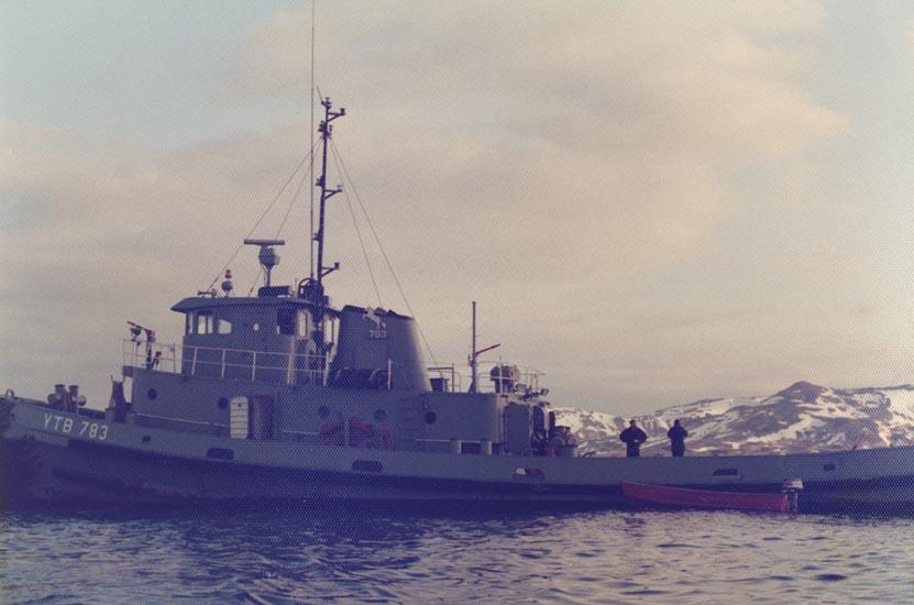 USS Redwing (YTB-783)