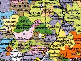 County of Nassau-Saarbrücken