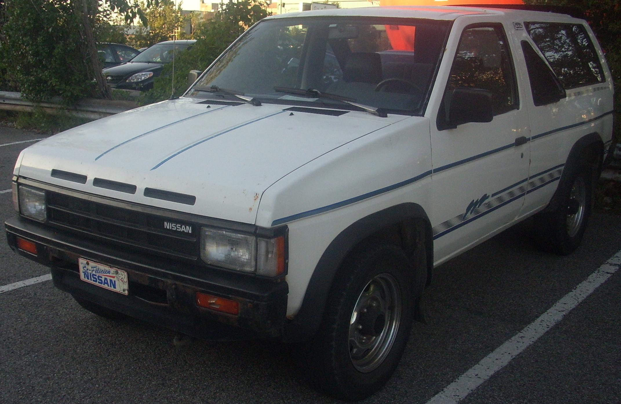 File:'87-'89 Nissan Pathfinder.jpg - Wikimedia Commons